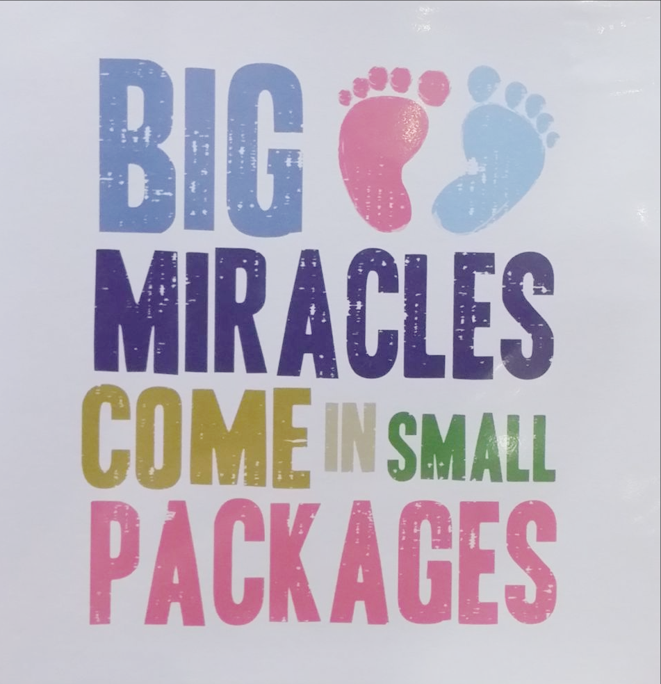 Big Miracles Card