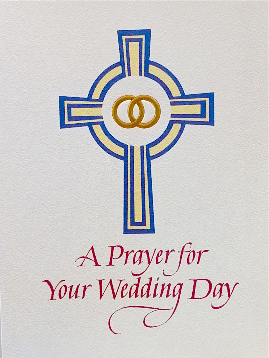 prayer for your wedding day