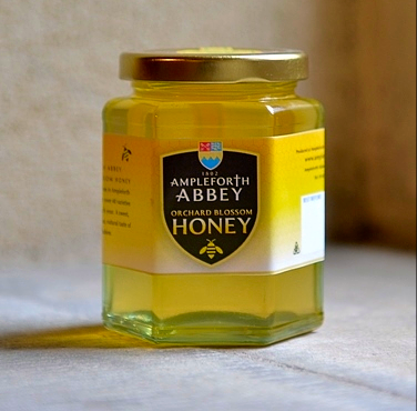 Ampleforth Abbey Orchard Blossom Honey