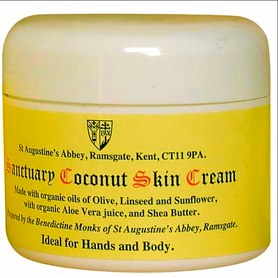 Sanctuary Coconut Skin Cream