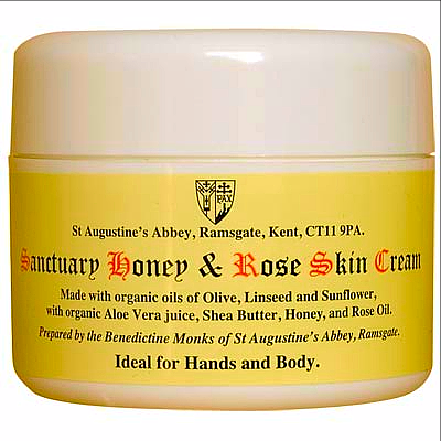 Sanctuary Honey & Rose Skin Cream 50ml