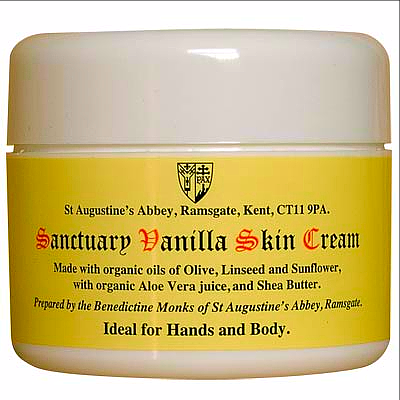 Sanctuary Vanilla Skin Cream