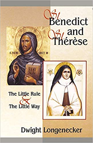 St Benedict and St Therese