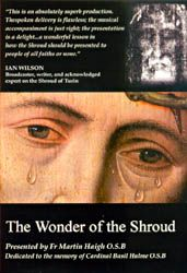 The Wonder of the Shroud DVD