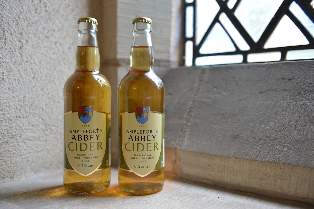 Ampleforth Abbey Still Cider